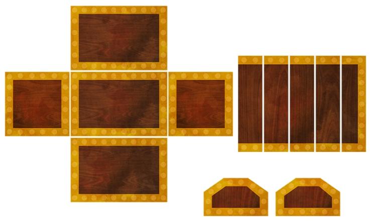 treasure chest pieces